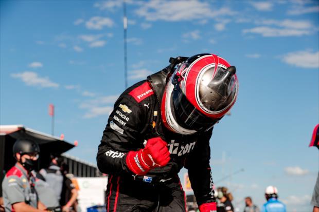 Firestone Grand Prix of St. Petersburg - Saturday, October 24, 2020