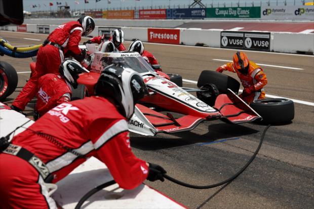 Firestone Grand Prix of St. Petersburg - Sunday, April 25, 2021