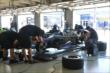 The Rahal Letterman Lanigan team prepare for the Firestone 600 at Texas Motor Speedway -- Photo by: Chris Owens