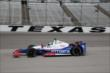 Ryan Briscoe on course during practice for the Firestone 600 at Texas Motor Speedway -- Photo by: Chris Jones