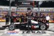 Will Power wins the pole for the Firestone 600 at Texas Motor Speedway -- Photo by: Chris Jones