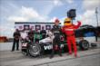 Will Power wins the Verizon P1 Award for the Firestone 600 at Texas Motor Speedway -- Photo by: Chris Jones
