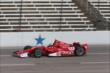 Scott Dixon on course during practice for the Firestone 600 at Texas Motor Speedway -- Photo by: Chris Jones
