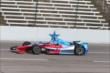 Josef Newgarden on course during practice for the Firestone 600 -- Photo by: Chris Jones