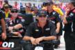 Rick Mears and Team Penske on pitlane during qualifications for the Firestone 600 at Texas Motor Speedway -- Photo by: Chris Jones