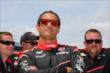 Juan Pablo Montoya on pitlane during qualifications for the Firestone 600 at Texas Motor Speedway -- Photo by: Chris Jones