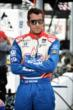 Justin Wilson waits on pitlane prior to practice at Texas Motor Speedway -- Photo by: Chris Owens