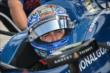 Graham Rahal chats with his team prior to practice for the Firestone 600 at Texas Motor Speedway -- Photo by: Chris Owens