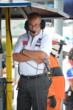 Bobby Rahal looks on his team's work during practice for the Firestone 600 at Texas Motor Speedway -- Photo by: Chris Owens