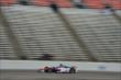 Takuma Sato on course during practice for the Firestone 600 at Texas Motor Speedway -- Photo by: Chris Owens