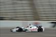 Simon Pagenaud on course during practice for the Firestone 600 at Texas Motor Speedway -- Photo by: Chris Owens