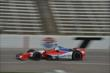 Justin Wilson on course during practice for the Firestone 600 at Texas Motor Speedway -- Photo by: Chris Owens