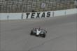 Will Power on course during practice for the Firestone 600 at Texas Motor Speedway -- Photo by: Chris Owens