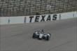 Tony Kanaan on course during practice for the Firestone 600 at Texas Motor Speedway -- Photo by: Chris Owens