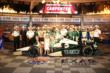 Ed Carpenter and Ed Carpenter Racing celebrate their victory in the Firestone 600 at Texas Motor Speedway -- Photo by: Chris Jones