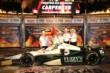 Ed Carpenter in Victory Lane for winning the Firestone 600 at Texas Motor Speedway -- Photo by: Chris Jones