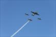 The flyover prior to the start of the Firestone 600 at Texas Motor Speedway -- Photo by: Chris Jones