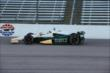 Ed Carpenter on course during the Firestone 600 at Texas Motor Speedway -- Photo by: Chris Jones