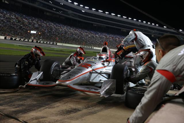 Will Power. indycar.com; Chris Jones