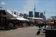 The Honda Indy Toronto paddock comes to life as teams prepare for the doubleheader -- Photo by: Chris Jones