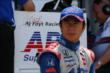 Takuma Sato waits on pit lane prior to practice for the Honda Indy Toronto -- Photo by: Chris Jones