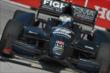 Luca Filippi apexes Turn 1 during practice for the Honda Indy Toronto -- Photo by: Chris Owens