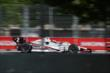 Juan Pablo Montoya on course during practice for the Honda Indy Toronto -- Photo by: Chris Owens