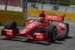Tony Kanaan exits Turn 8 during practice for the Honda Indy Toronto -- Photo by: Chris Owens