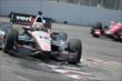 Will Power on course during practice for the Honda Indy Toronto -- Photo by: Eric Anderson