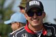 Graham Rahal is all smiles prior to practice for the Honda Indy Toronto -- Photo by: Joe Skibinski