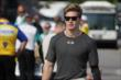 Josef Newgarden walks the paddock prior to practice for the Honda Indy Toronto -- Photo by: Joe Skibinski