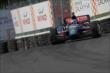Graham Rahal heads toward Turn 4 during practice for the Honda Indy Toronto -- Photo by: Joe Skibinski