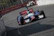 Ryan Briscoe makes his way toward Turn 5 during practice for the Honda Indy Toronto -- Photo by: Joe Skibinski