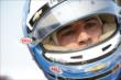 Helio Castroneves prepares for practice for the Honda Indy Toronto -- Photo by: Shawn Gritzmacher
