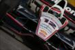 Will Power exits Turn 8 during practice for the Honda Indy Toronto -- Photo by: Shawn Gritzmacher