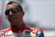 Justin Wilson on pit lane prior to practice for the Honda Indy Toronto -- Photo by: Shawn Gritzmacher