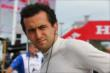 Carlos Huertas gets ready on pitlane prior to qualifications for Race 1 of the Honda Indy Toronto -- Photo by: Chris Jones