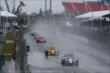 The field attempts to start Race 1 of the Honda Indy Toronto on Saturday -- Photo by: Chris Jones