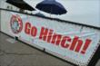 Banners for Canadian driver James Hinchcliffe adorn the fences in Toronto -- Photo by: Chris Owens