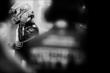 Graham Rahal adjusts his helmet prior to qualifications for Race 1 of the Honda Indy Toronto -- Photo by: Shawn Gritzmacher