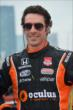 Simon Pagenaud waits on pit lane prior to Race 1 of the Honda Indy Toronto -- Photo by: Chris Owens
