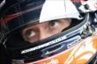 Jack Hawksworth sits in his car prior to Race 1 of the Honda Indy Toronto -- Photo by: Chris Owens