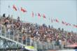 An energetic crowd gathers for the Honda Indy Toronto -- Photo by: Chris Owens