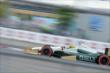 Mike Conway on course during Race 2 of the Honda Indy Toronto -- Photo by: Eric Anderson