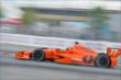 Simon Pagenaud on course during Race 2 of the Honda Indy Toronto -- Photo by: Eric Anderson