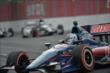 Graham Rahal enters Turn 1 during Race 2 of the Honda Indy Toronto -- Photo by: Eric Anderson
