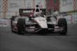 Will Power enters Turn 4 during Race 2 of the Honda Indy Toronto -- Photo by: Joe Skibinski