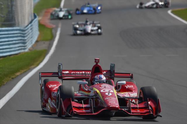 Dominio totale a Watkins Glen. indycar.com, Chris Owens