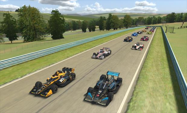 American Red Cross Grand Prix at Watkins Glen - INDYCAR iRacing Challenge